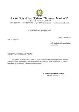 "Liceo Scientifico Statale ""Giovanni Marinelli"""